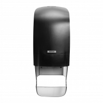 Katrin System 800 Black Toilet Roll Dispenser.