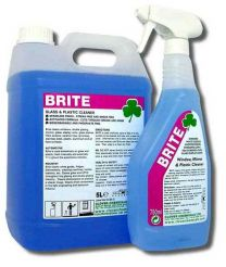 Brite Glass Cleaner 6 x 750ml