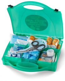 BS8599 Compliant Large First Aid kit.