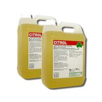 Citrol - Lemon Washing up liquid 2 x 5 litres