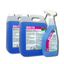 Brite Glass Cleaner 2 x 5 litres