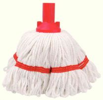 Exel Revolution Mop Head, 250g, Red