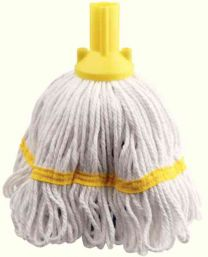 Exel Revolution 250g Mop Head, Yellow