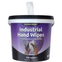 Industrial Hand Wipes x 150