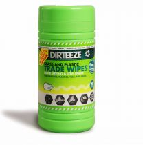 Dirteeze Glass and Window Wipes, GDCL80