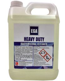 EGA Heavy Duty Bactericidal Cleaner, 5 litres