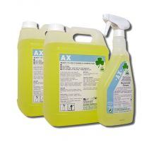 Clover AX Bactericidal Cleaner Disinfectant 2 x 5 litres