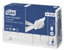 Tork Xpress Flushable Multifold Hand Towel, 129089